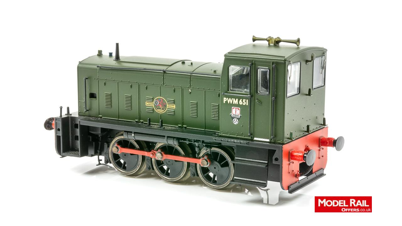 Model Rail PWM