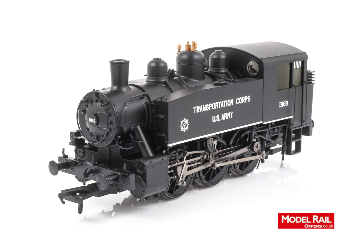 MR-101 Bachmann USA Tank Image