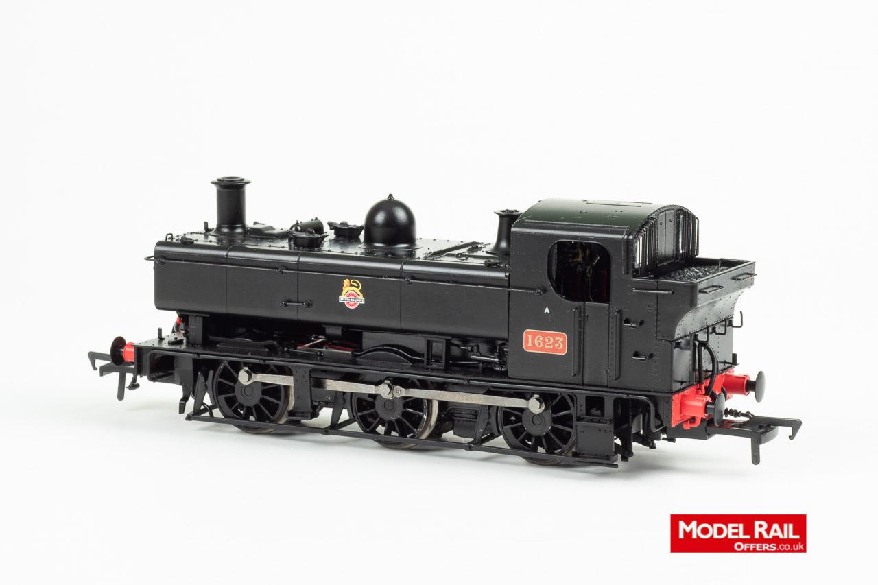 MR-301B Rapido Class 16XX Steam Locomotive number 1623 85B