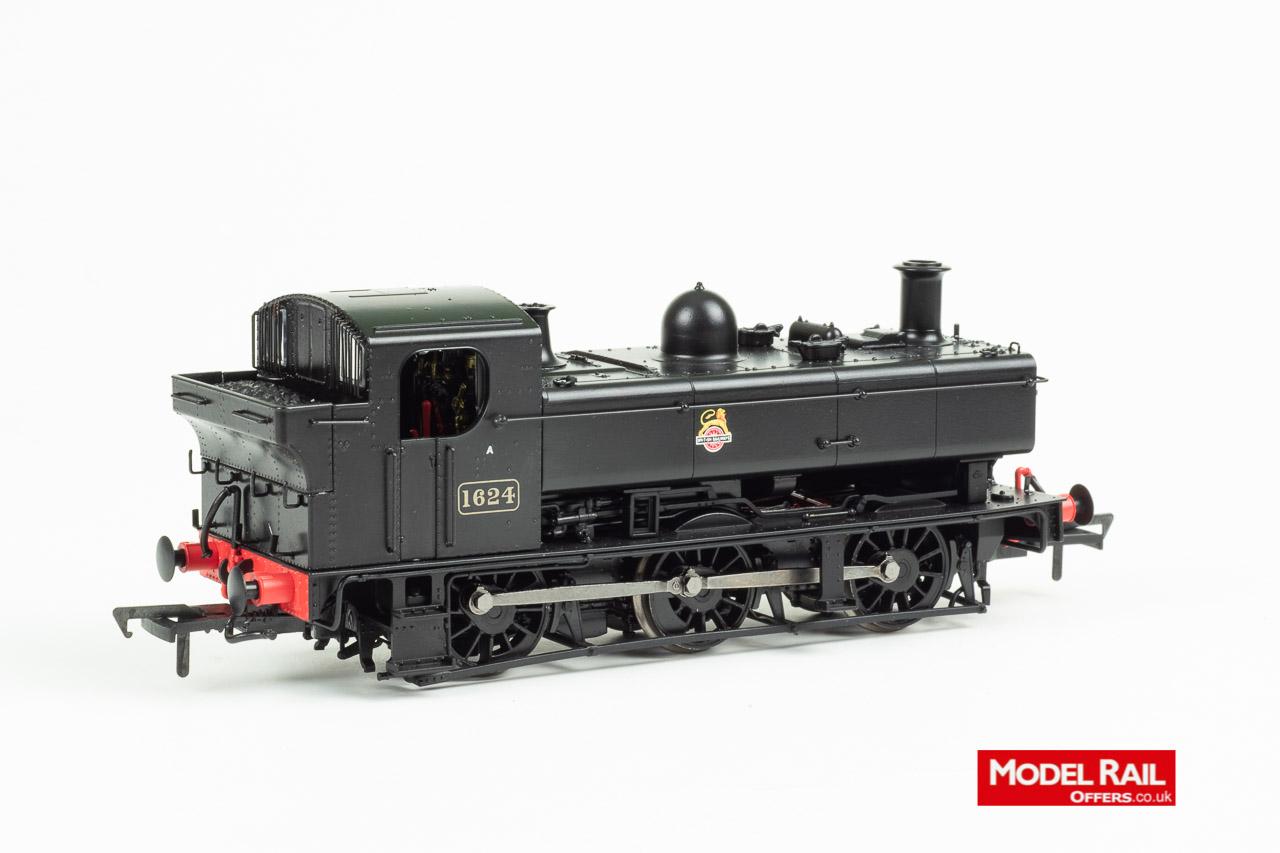MR-301C Rapido Class 16XX Steam Locomotive number 1624