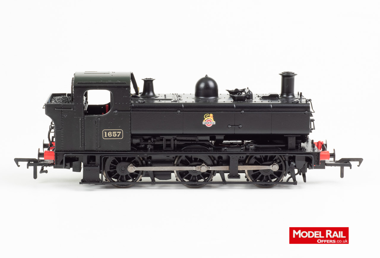 MR-301D Rapido Class 16XX Steam Locomotive number 1657 85C