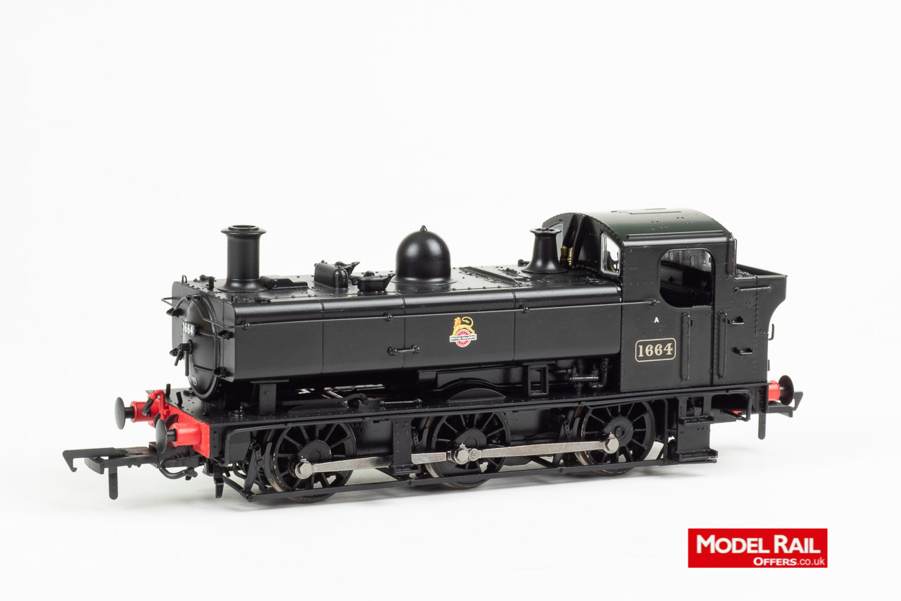 MR-301E Rapido 16xx Steam Loco Image