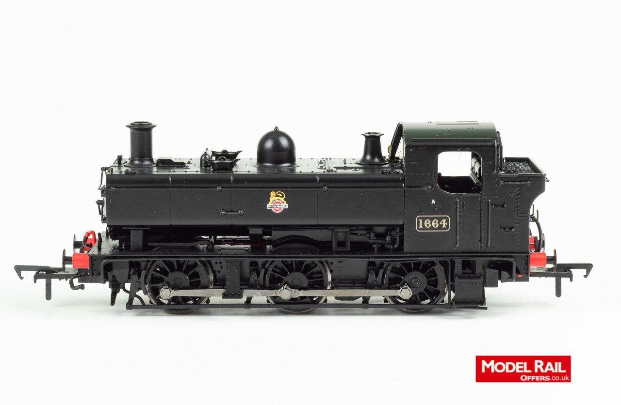 MR-301E Rapido Class 16XX Steam Locomotive number 1664 83E