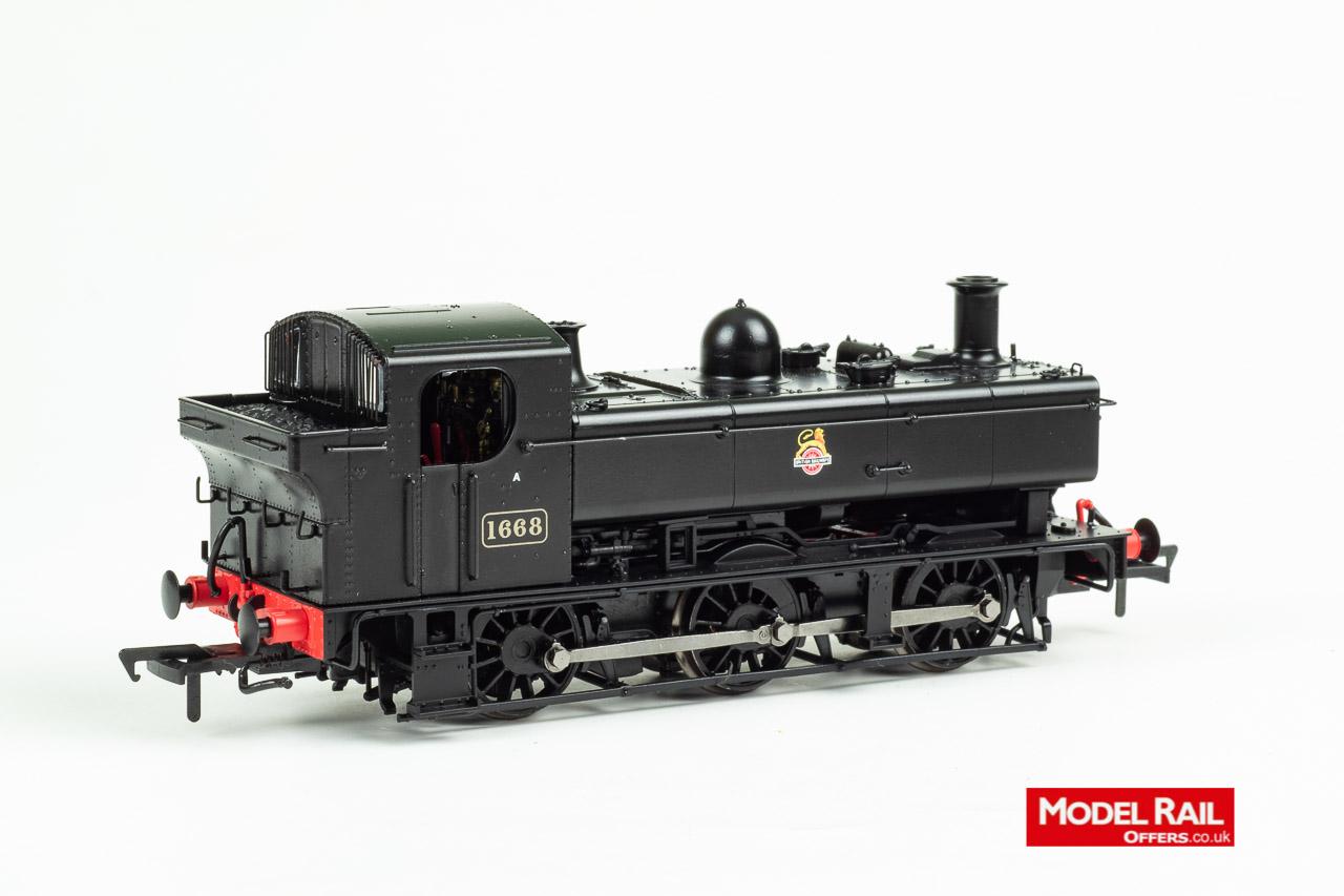 MR-301G Rapido Class 16XX Steam Locomotive number 1668 83B