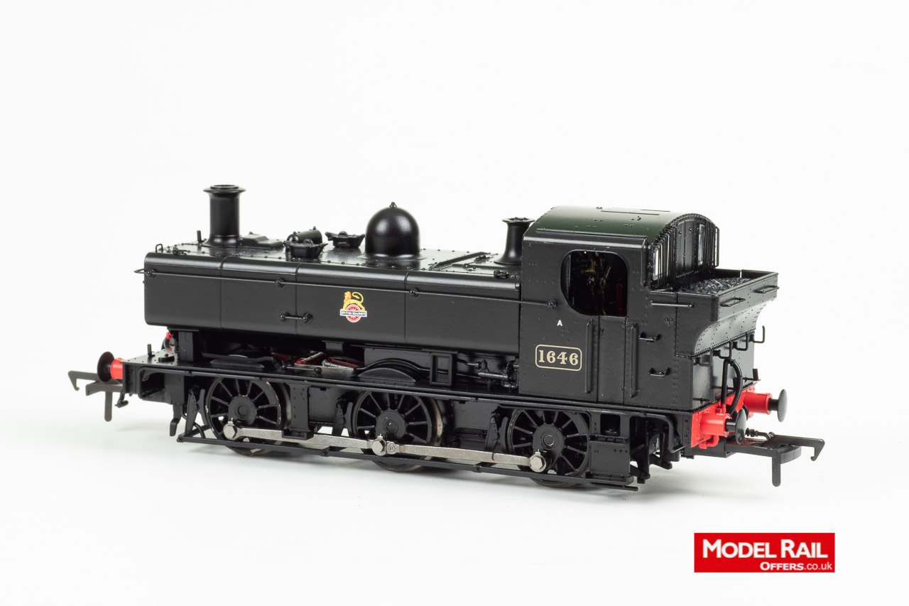 MR-302A Rapido Class 16XX Steam Locomotive number 1646 60C