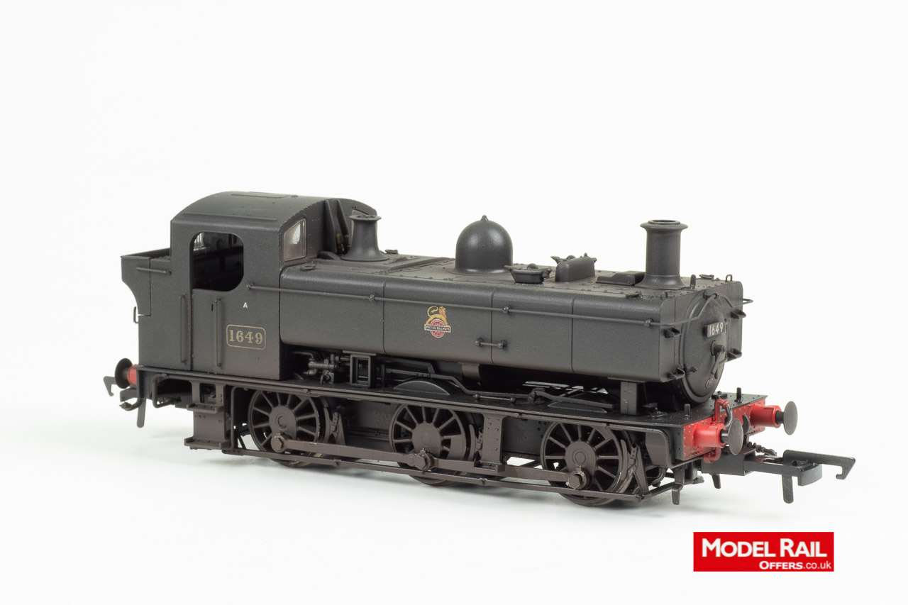 MR-302B Rapido Class 16XX Steam Locomotive number 1649 60C Image