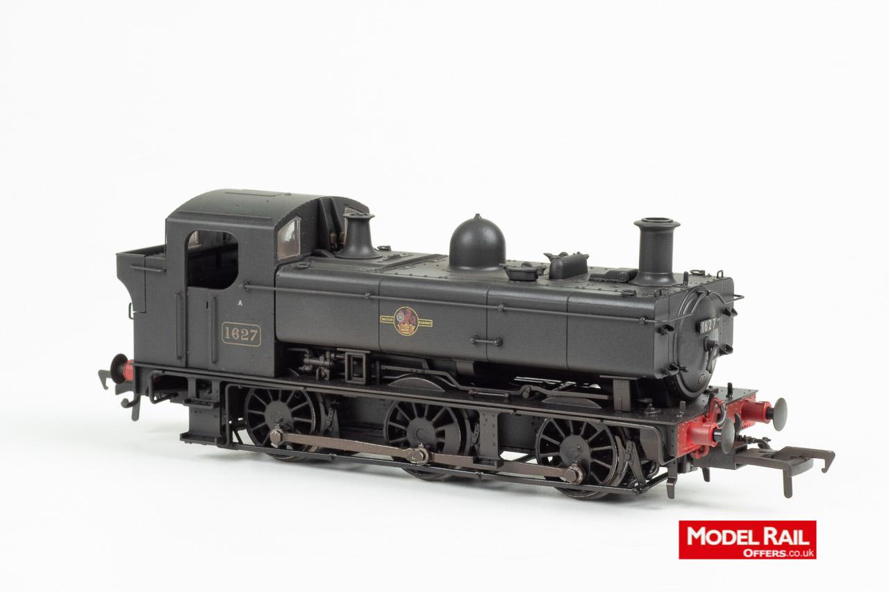 MR-305A Rapido Class 16XX Steam Locomotive number 1627 81F