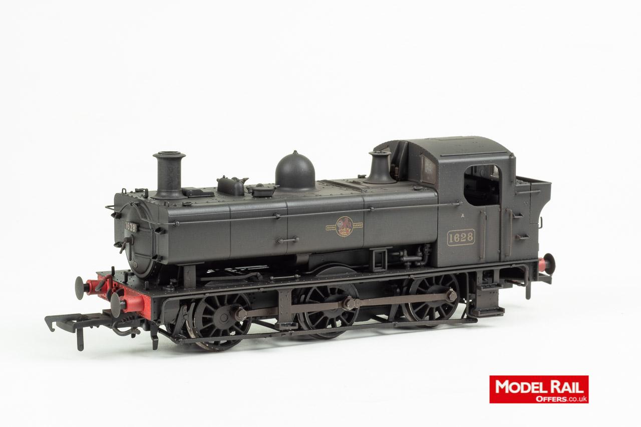 MR-305B Rapido Class 16XX Steam Locomotive number 1628 6C