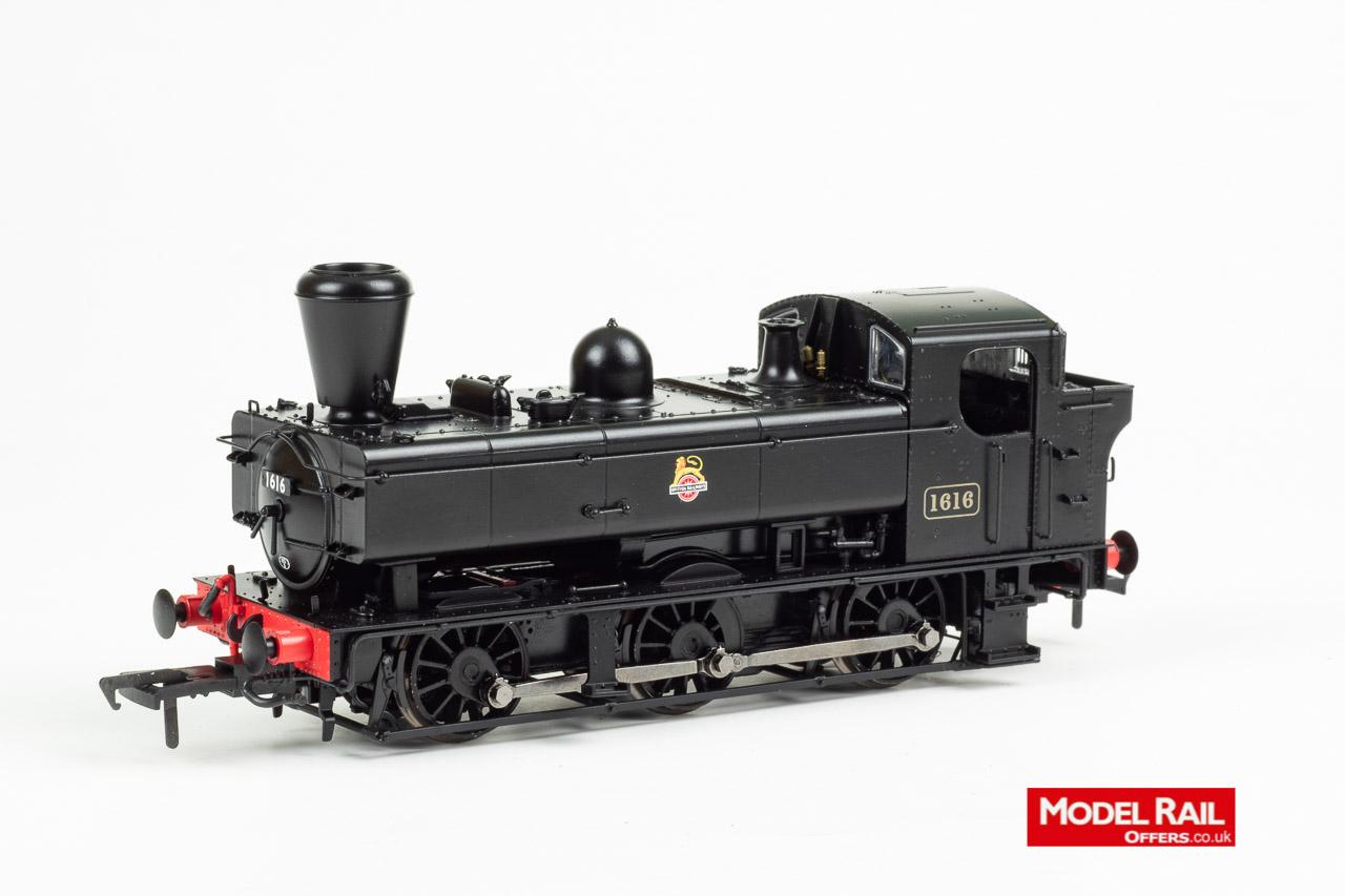 MR-307A Rapido Class 16XX Steam Locomotive number 1616