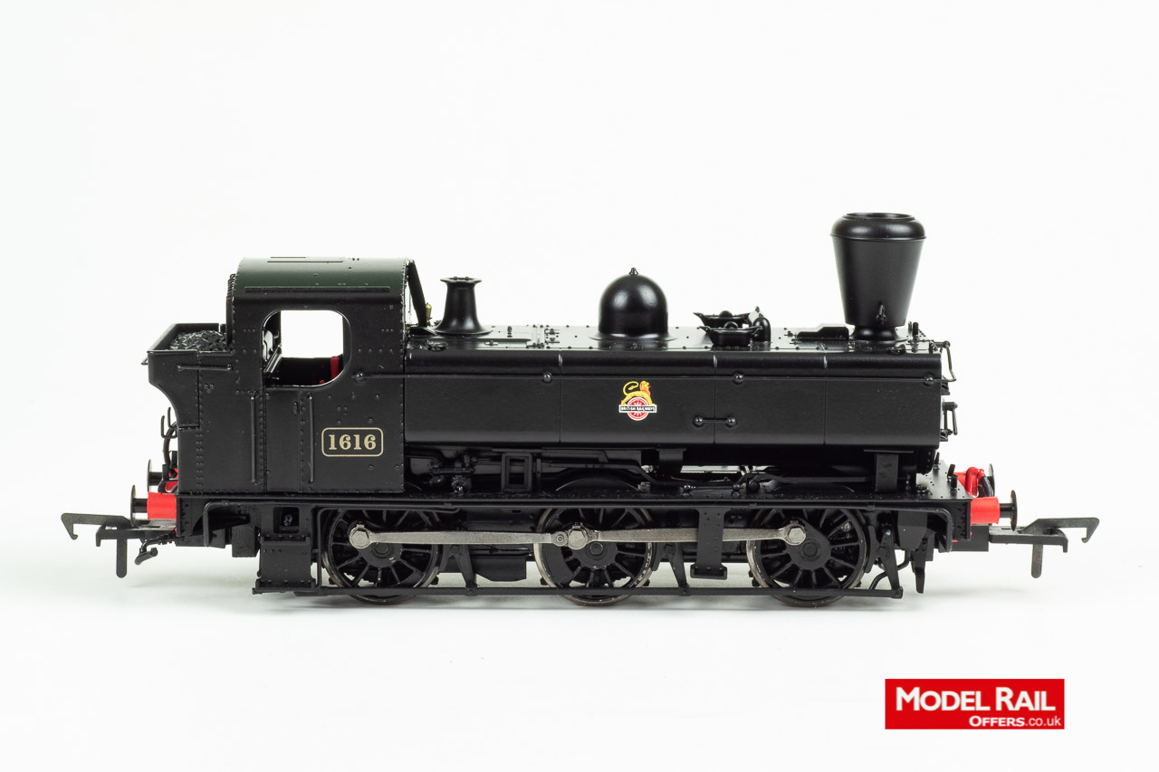 MR-307A Rapido Class 16XX Steam Locomotive number 1616