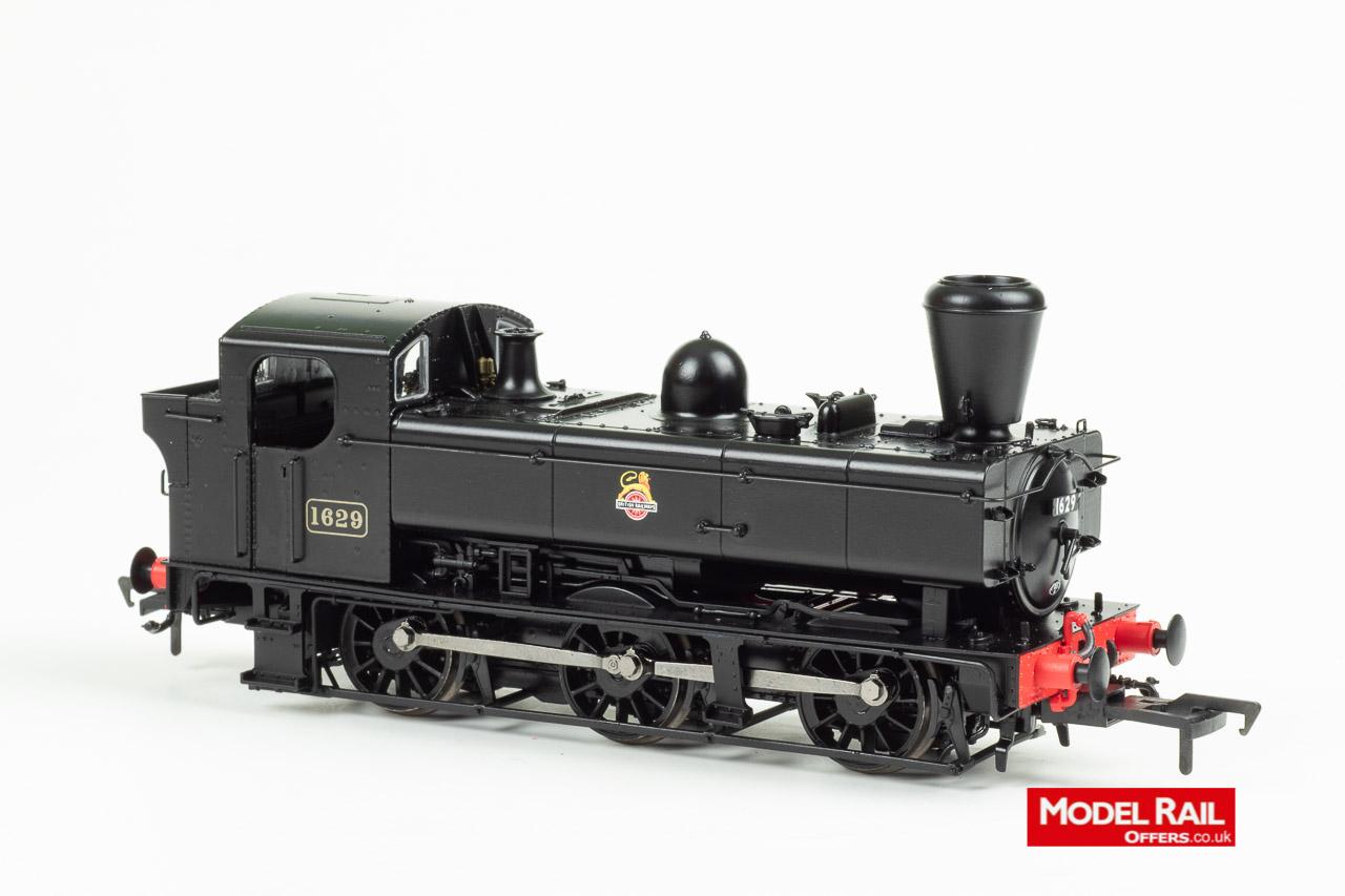 MR-307B Rapido Class 16XX Steam Locomotive number 1629