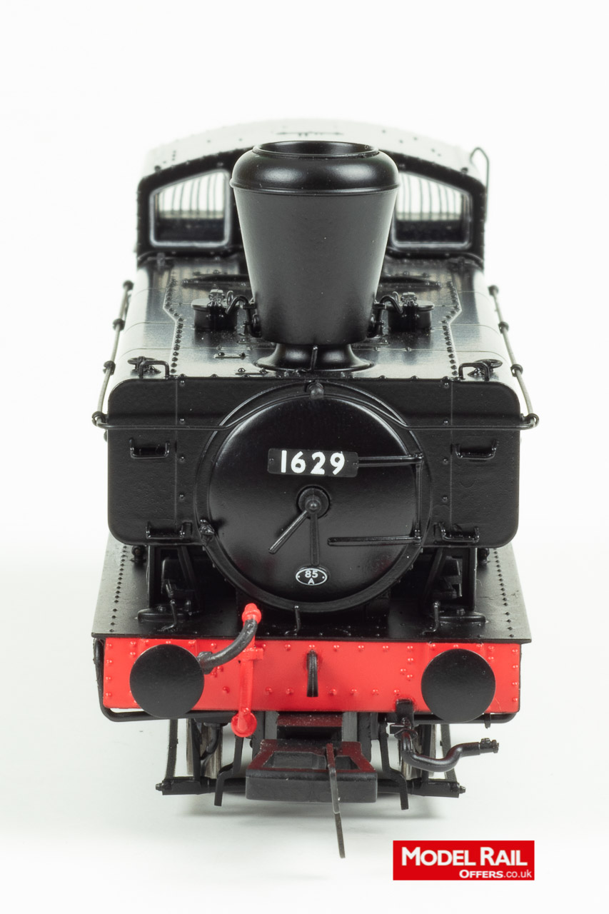 MR-307B Rapido Class 16XX Steam Locomotive number 1629