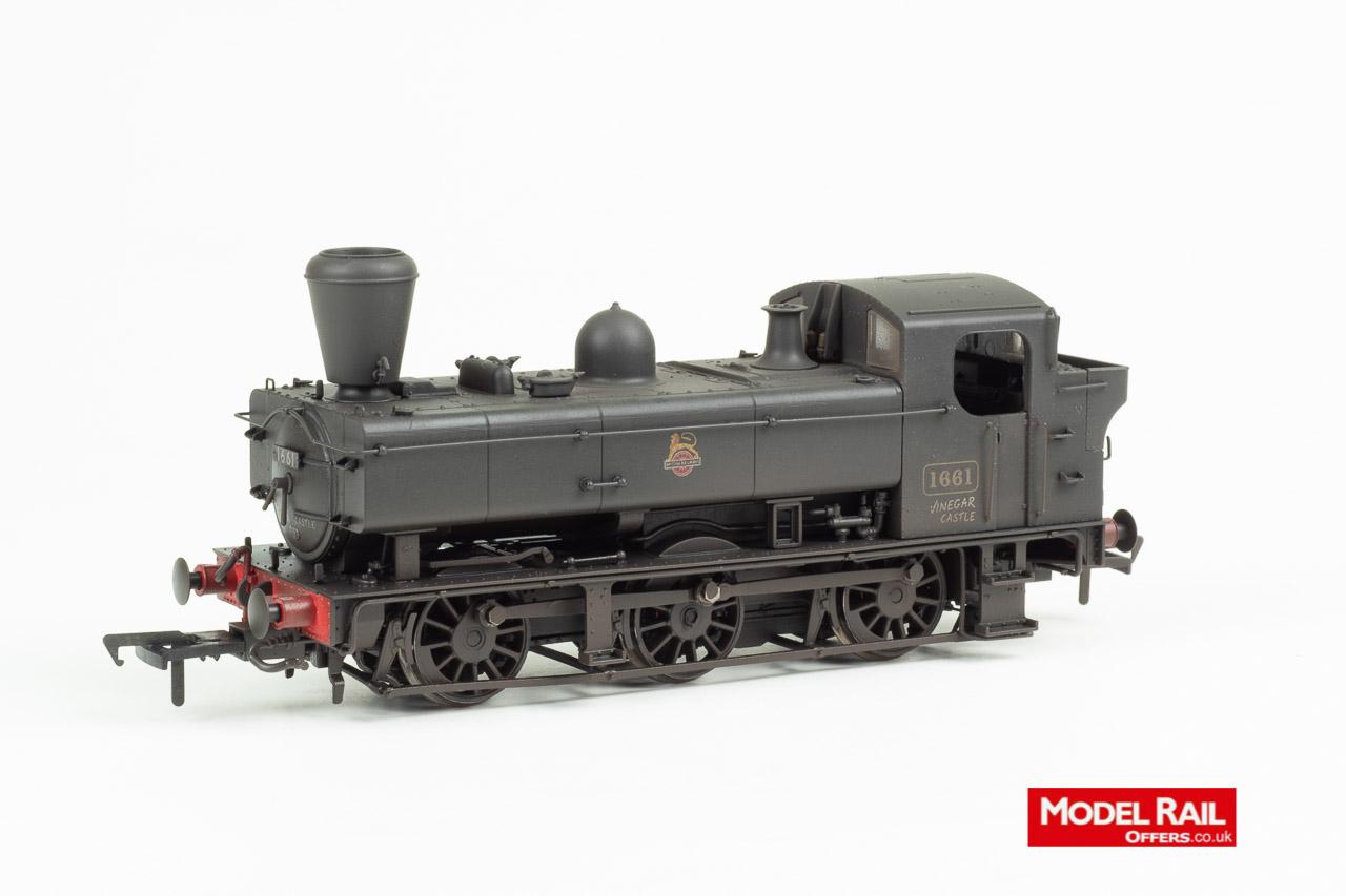 MR-308 Rapido Class 16XX Steam Locomotive number 1661
