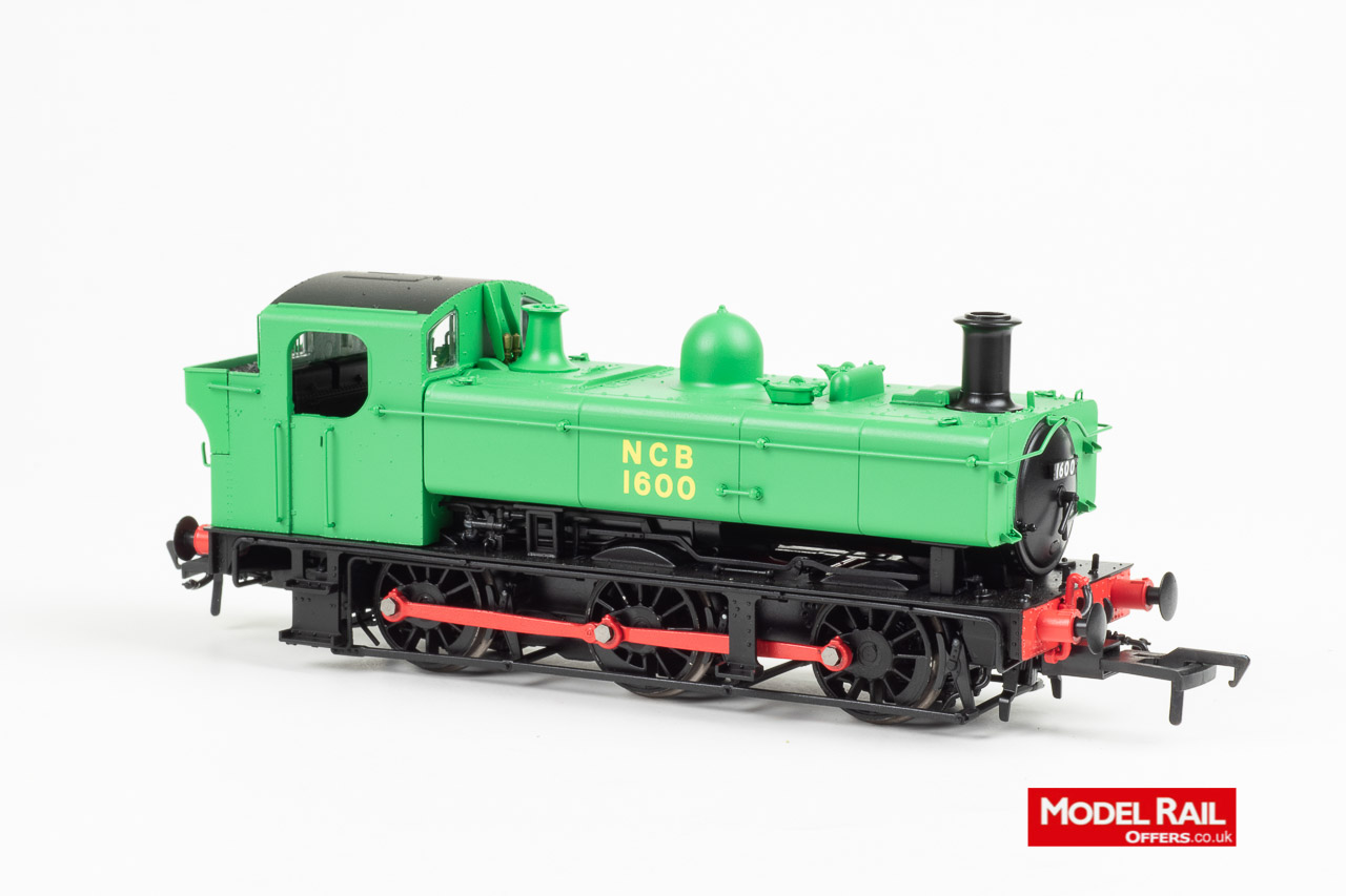 MR-309A Rapido Class 16XX Steam Locomotive number 1600