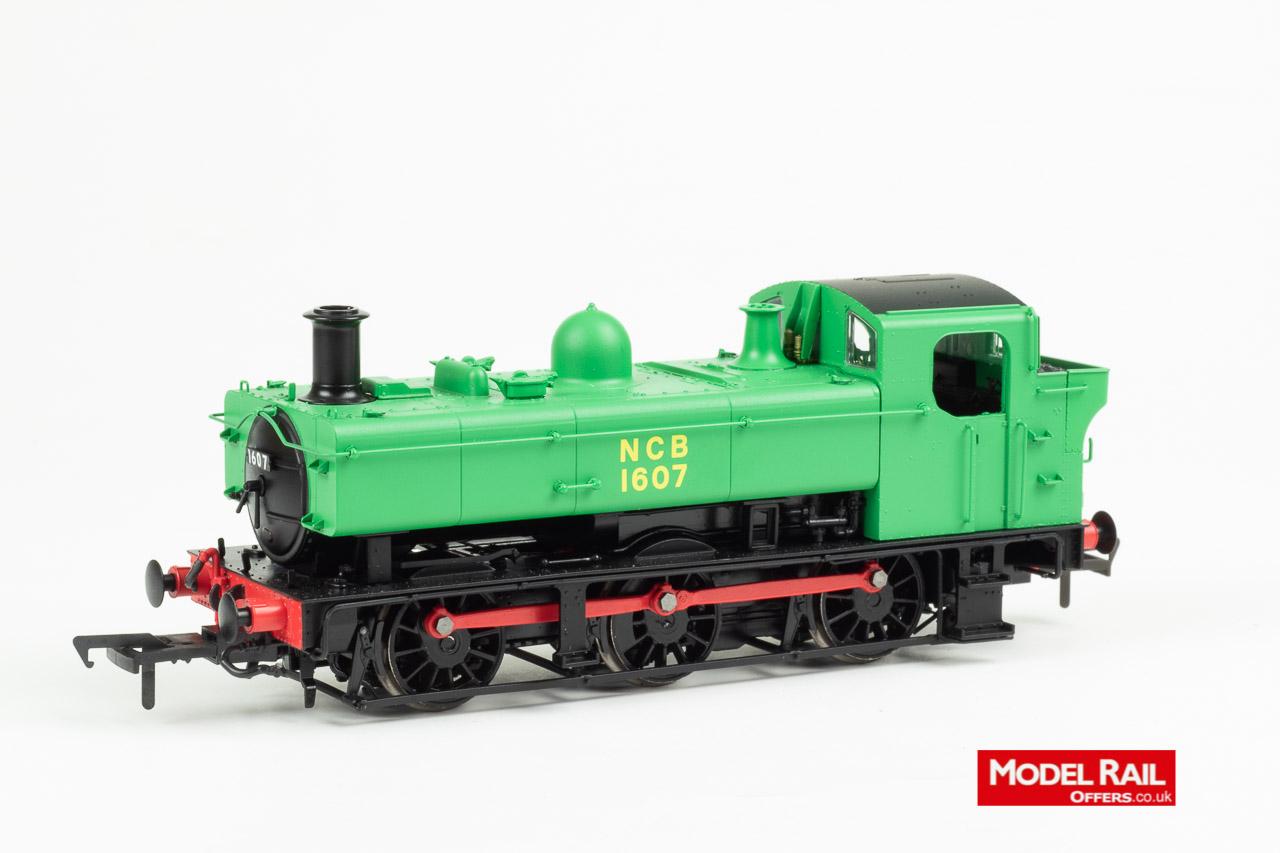 MR-309B Rapido Class 16XX Steam Locomotive number 1607
