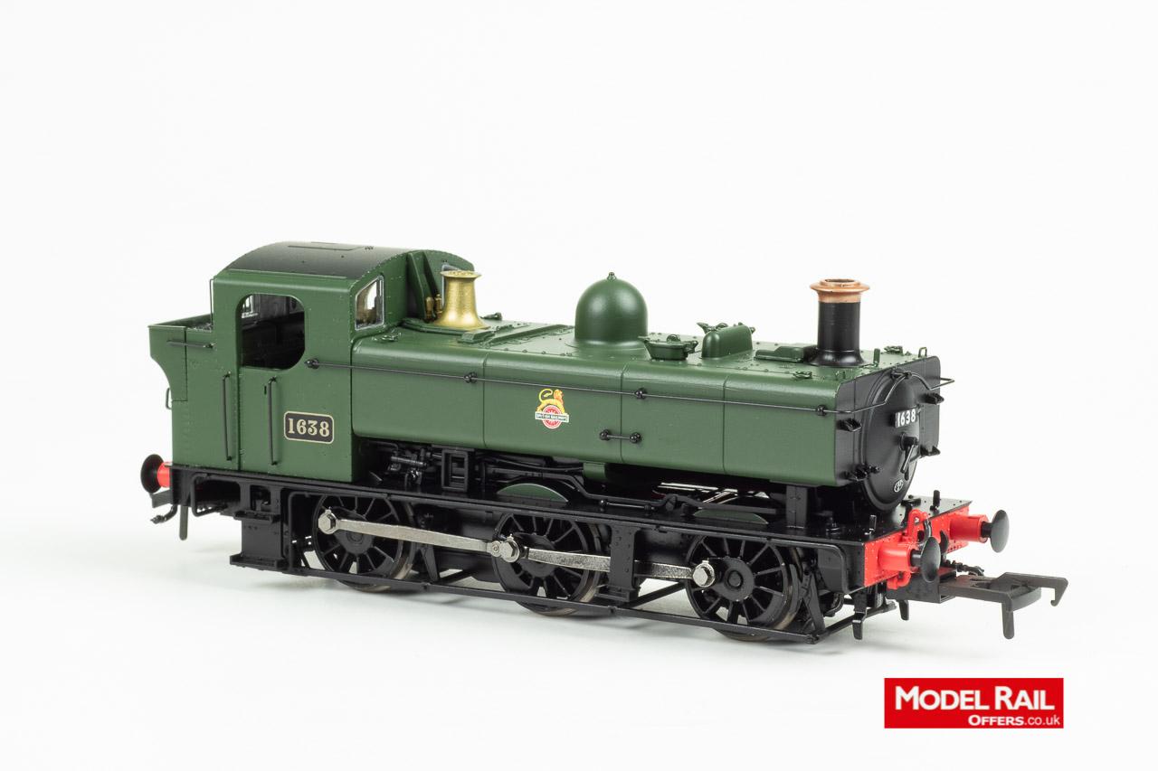 MR-310A Rapido Class 16XX Steam Locomotive number 1638