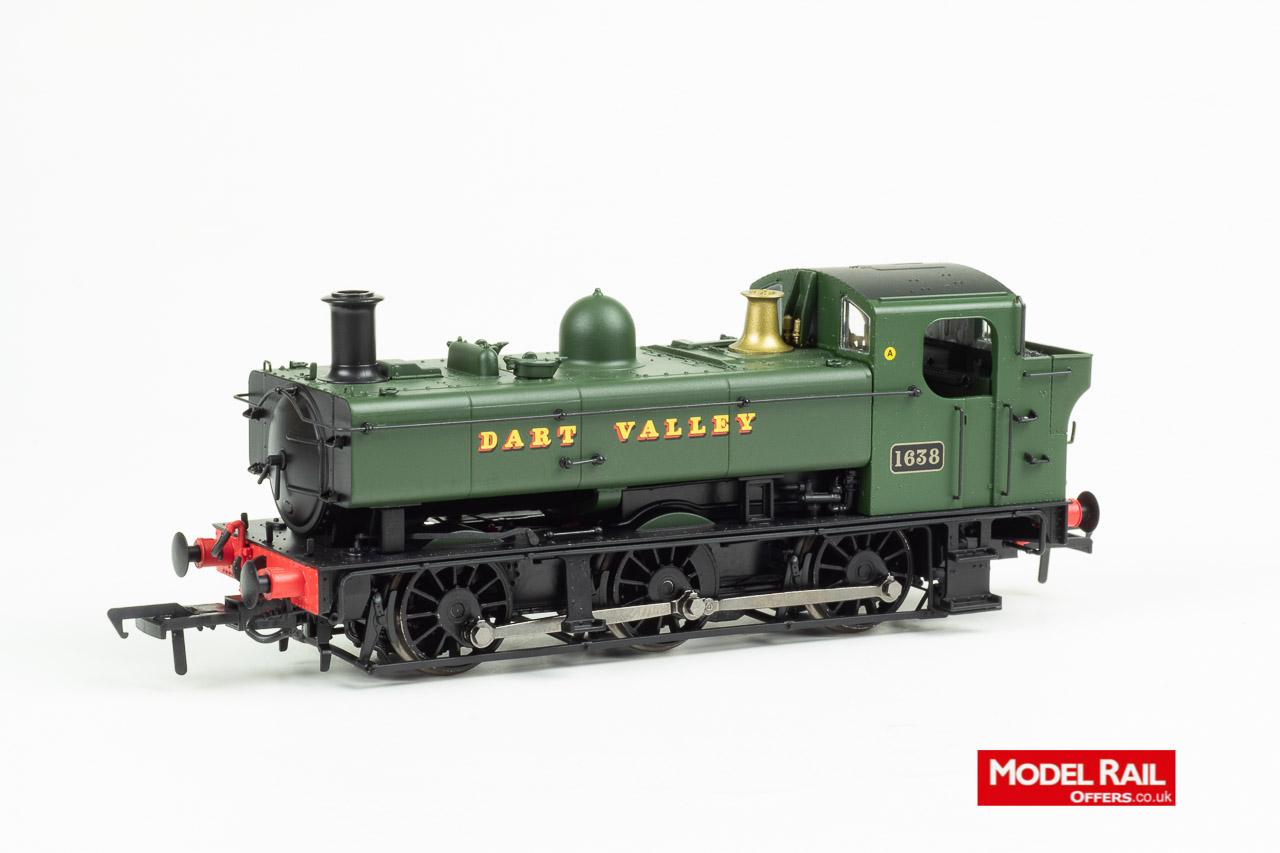 MR-310B Rapido Class 16XX Steam Locomotive number 1638