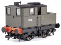 "MR-017 Dapol Sentinel Steam Locomotive ""Molly"" in Royal Engineers livery"