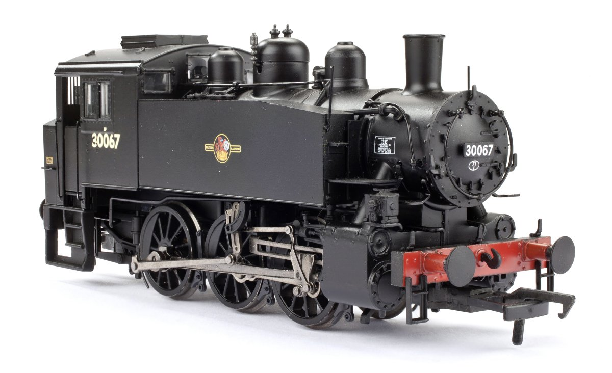 MR-109 Bachmann USA Tank Steam Locomotive Image