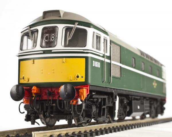 3412 Heljan Class 33 Diesel Image