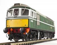 3412 Heljan Class 33 Image